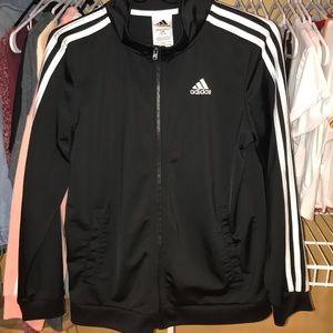 ADIDAS Zip Up Sweatshirt